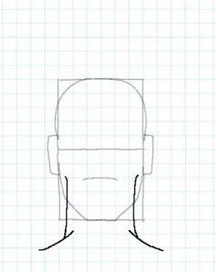 後ろ頭の描き方04