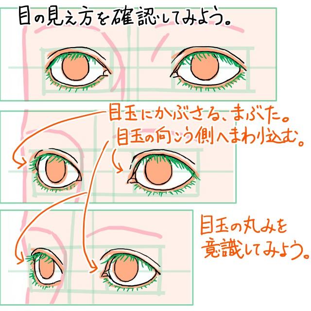 目の見え方の違い